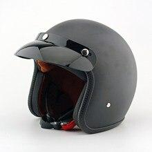 EE unterstützung Neue Farben Retro Mode Motos helm Unisex Männer Und Frauen Motocross Motorrad Helm Capacete XY01