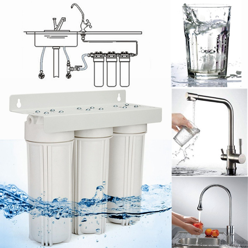 цена на Water Purifier Housing 5 Stage Household Reverse Osmosis Drinking Water System RO Home Water Filter Treatment Part