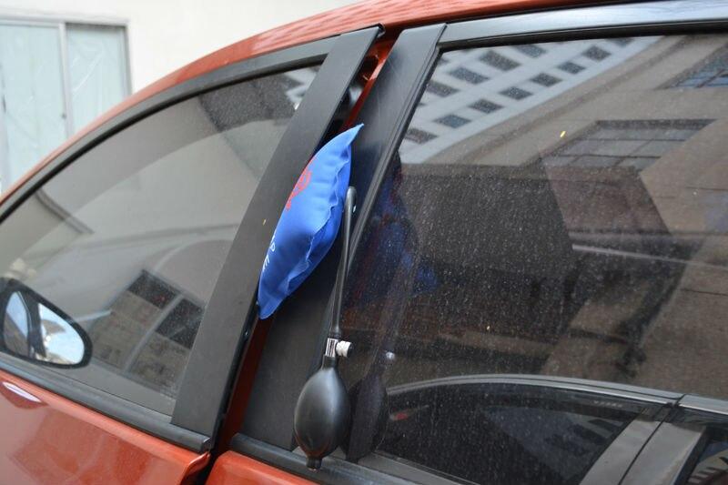 US $9 61 45% OFF Super PDR tools PUMP WEDGE LOCKSMITH TOOLS Auto Air Wedge  Airbag Lock Pick Set Open Car Door Lock S M Size 2pcs/lot-in Locksmith