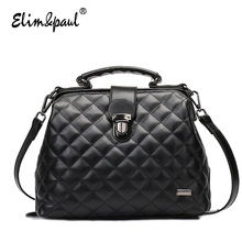 ELIM&PAUL Crossbody Bags For Women Leather Handbags  Casual Bag Vintage Bolsos Women Messenger Bags Women Leather Bags YL8029