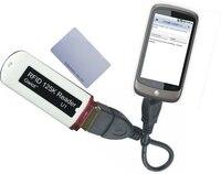 125 K RFID lecteur usb EMID mini carte lecteur noneed pilote soutien Android Linux OTG