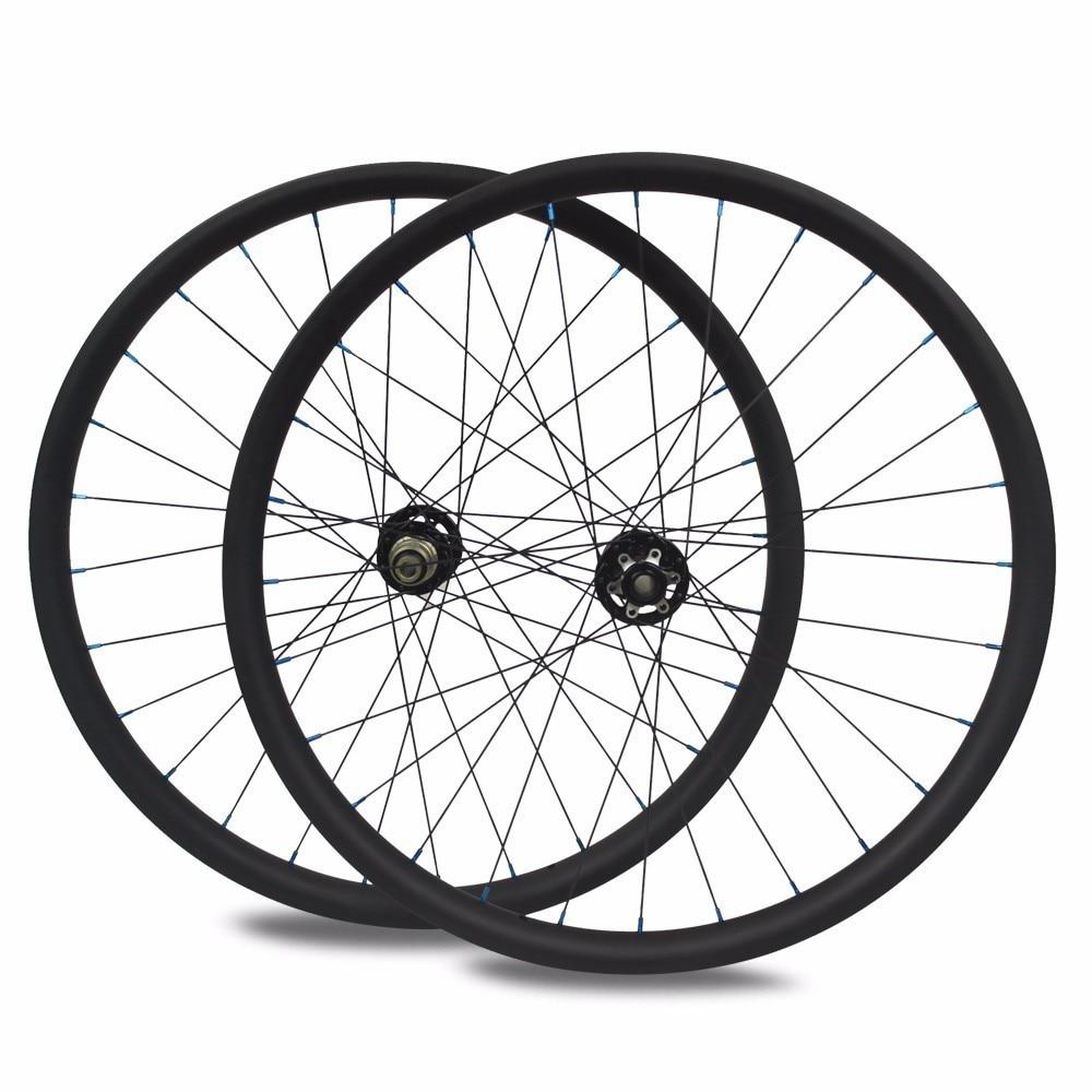 DT Swiss Hub MTB Wheelset 29er Carbon Mountain Bike Wheel Hookless/Asymmetric DH  AM XC Enduro  Sapim Spoke foxrace mtb mountain bike 26 27 5inch ultra light carbon big hub wheel wheels wheelset 1480g rim rims