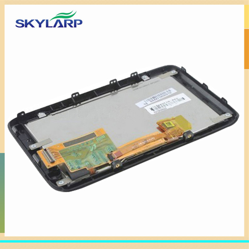 skylarpu 5 inch LCD screen for TomTom GO 4CQ01 GPS navigation display Screen with Touch screen digitizer skylarpu 5 inch for tomtom xxl iq canada 310 n14644 full gps lcd display screen with touch screen digitizer panel free shipping