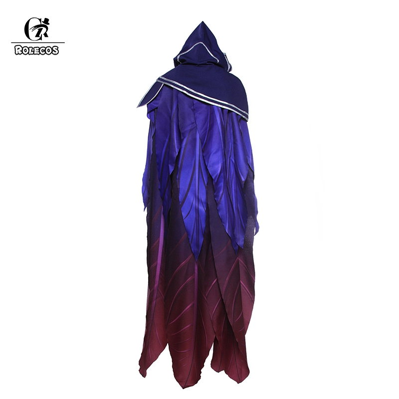 Buy ROLECOS LOL Game Cosplay Costume Xayah The Rebel Costume LOL