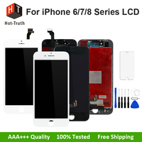 E Trust AAA Quality No Dead Pixel For IPhone 6 LCD Display Touch Screen Digitizer Assembly