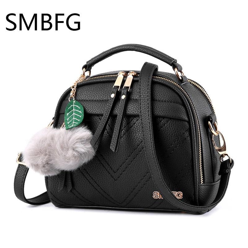 цены на women leather handbags small Bags Women Fashion Autumn Shoulder Bag Designer Handbags PU Leather Ladies Casual Tote Bag B016 в интернет-магазинах