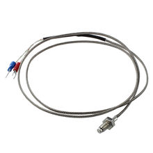 3.3ft K Type Thermocouple Temperature Controller 0-400C Sensor Probe