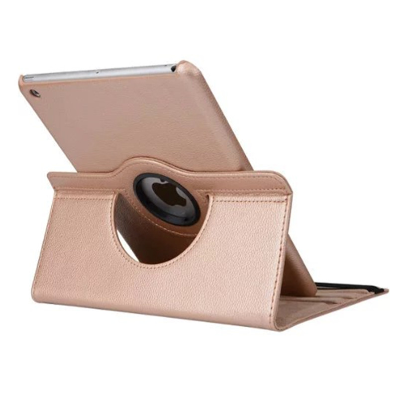 For Apple iPad 2 iPad 3 iPad 4 Case 360 Rotating Stand Cover for iPad 2/3/4 Tablet With Auto Wake Up Sleep Function 9.7 inch ipad