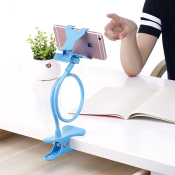 For xiaomi huawei Mobile Phone Holder Stand for iphone Samsung Universal Cell Phone holder Rotating 360 degree Lazy Flexible Arm