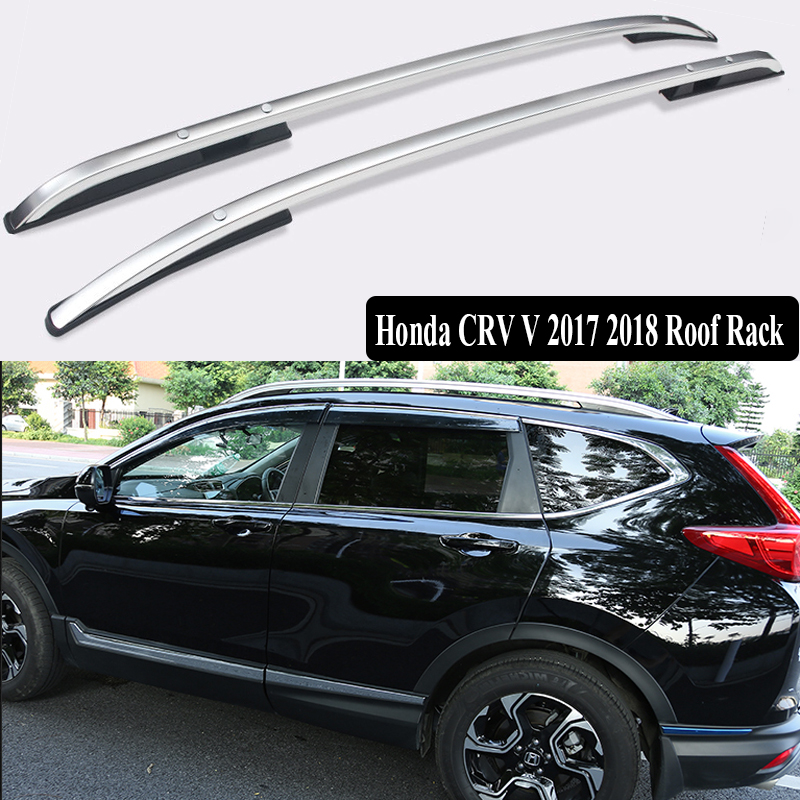 Jioyng For Honda Crv Cr V 2017 2018 Roof Rack Rails Bar