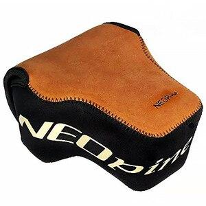 Image 2 - Waterdichte Inner Camera Bag Soft Case Cover Voor Fujifilm X T4 XT4 X H1 XH1 X T2 X T3 XT2 XT3 Met 16 55Mm 16 80Mm 18 135Mm Lens