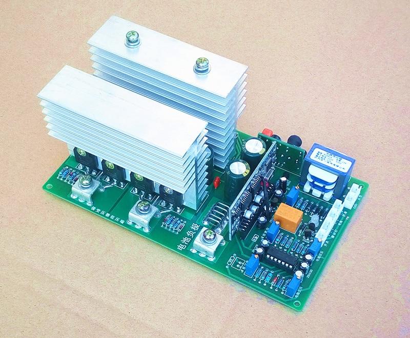 High Power Frequency Transformer Inverter With Pure Sinusoidal Wave Main Board 12V24V36V48V60V Drive Board PCB