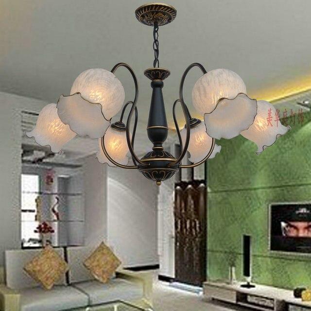 Plepersonality moderne lampe Mehrere Kronleuchter stil wohnzimmer ...