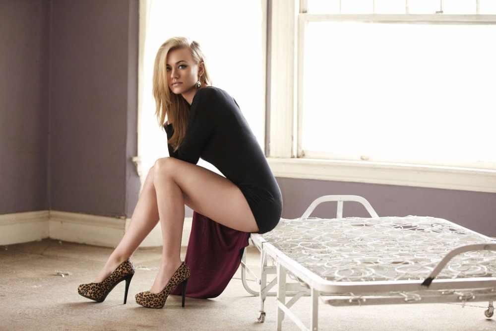 Yvonne Strahovski movie Star Hot piękna Jedwabny plakat Art Bedroom Decoration 2387