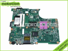 laptop motherboard for toshiba satellite L300 V000138420 1310A2184504 GM45 DDR2