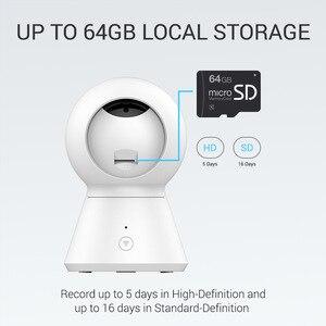 Image 5 - מופעל על ידי יי חכם כיפת המצלמה 1080p Wifi בית מצלמת CCTV פאן/להטות/זום IP אלחוטי מצלמה אבטחת מעקב ענן YI IOT