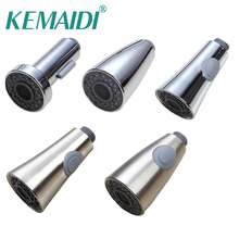KEMAIDI Two Function Convenient Faucet tap Spray Head Cover With Water flow Uniformly Kitchen Faucet Sprayer Faucet Nozzle