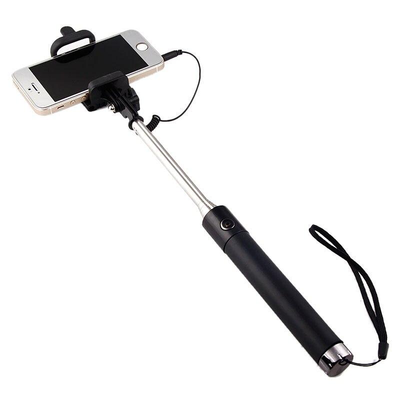Handheld Extendable Self Portrait Selfie Monopod Stick: Dropshipping 2018 Hot Sale New Selfie Stick 22 85cm