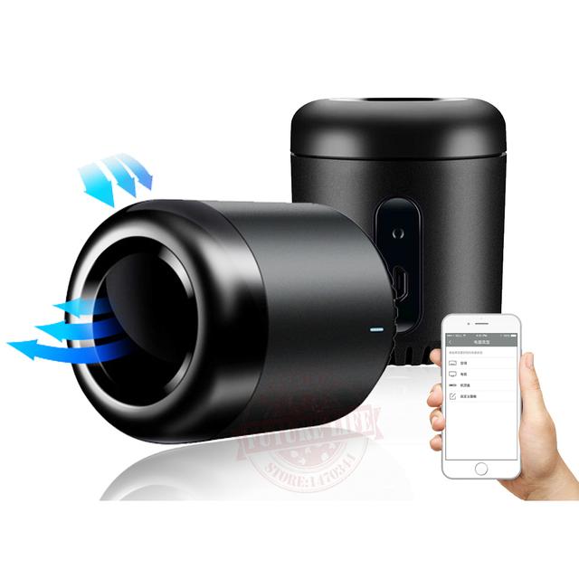 Originais mini3 inteligente eletrodomésticos broadlink rm universal inteligente controlador inteligente wifi/ir/4g interruptor remoto para ios android