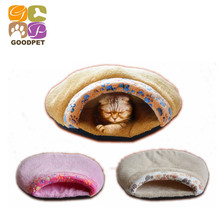 Good Pet Products Warm Soft Cat House Pet Sleeping Bag Lovely Dog Kennel Cat Bed Cat Sleeping Bag Waterproof Bottom GP151218-3