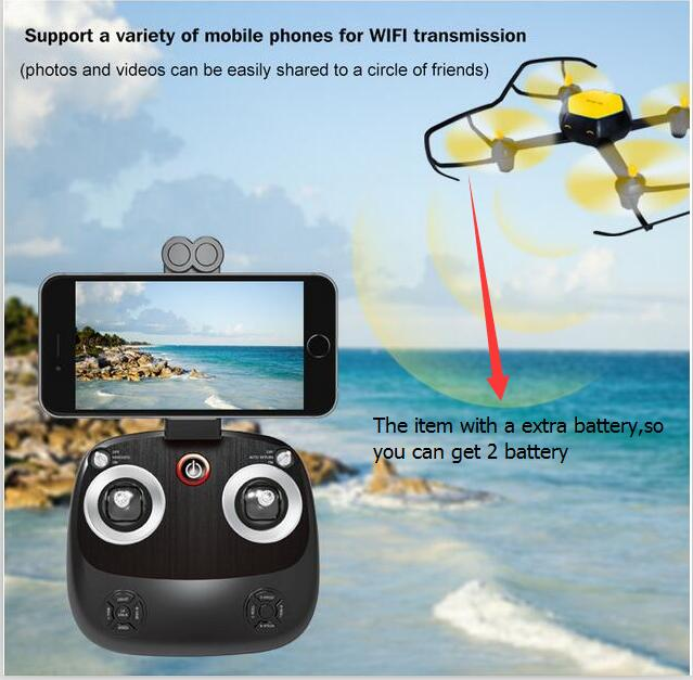 New W606-6 WIFI FPV RC drone 2.4G 4CH 6 Axis Altitude Hold RC Remote Control Quadcopter Toys with HD camera vs U919A rc drone u818a updated version dron jjrc u819a remote control helicopter quadcopter 6 axis gyro wifi fpv hd camera vs x400 x5sw