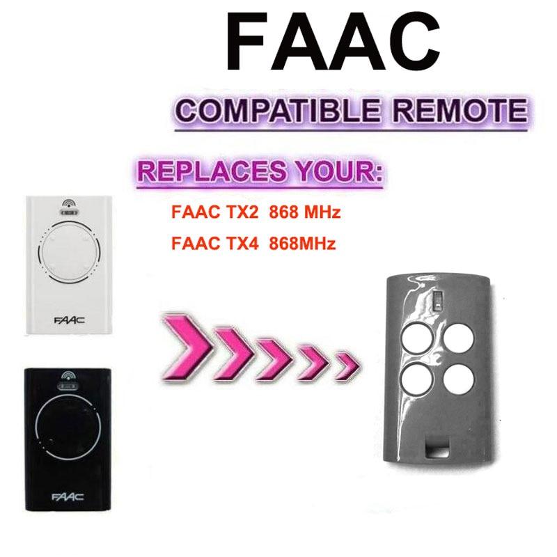 FAAC XT2 XT4 868SLH telecomanda дистанционного управления Копировать
