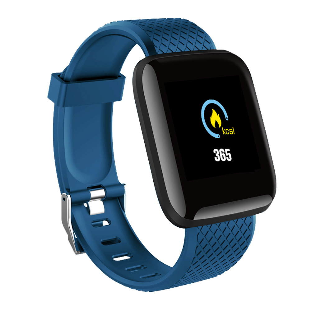 Smart Wristband Heart Rate Monitor Smart Fitness Bracelet Blood Pressure Waterproof IP67 Fitness Tracker Watch For Women Men