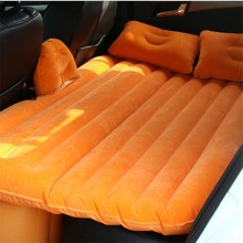 Outdoor Inflatable Car Air Bed Travel Holiday Camping Air Sofa