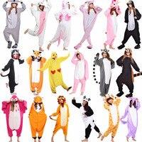 Animal Onesie Adult Kid Pajamas Unicorn Lion Bear Bat Panda Koala Monkey Dog Pig Goat Eagle Cosplay Costumes Pyjamas Teens Women