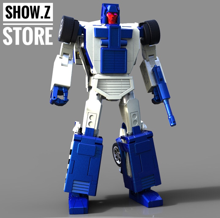 [Show.Z Store] [Pre-Order] Xtransbots MM-XIII Crackup (Stunticons Breakdown)Transformation Combiner Berserkars Action Figure [show z store] [pre order] dx9 toys d11 richthofen transformation action figure