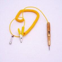 Automotive Circuit Tester Pen 6V 12V 24V Electrical Testing Maintenance Car Dete