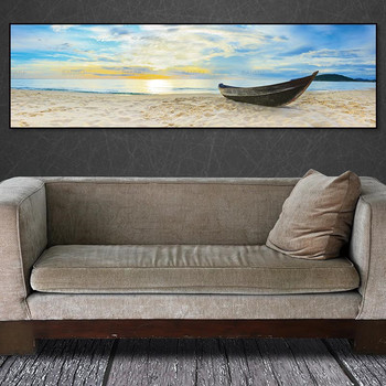 canvas painting Picture sea view wall picture seascape art print canvas and posters picture wall art Painting art home decor