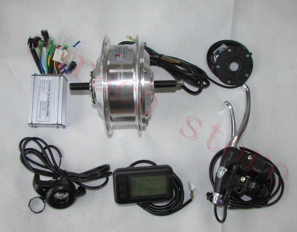 350w 24v electric bike motor kit electric bicycle kit for Bicycle electric motor kits