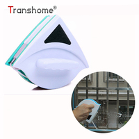 New Type Double Sided Magnetic Cleaning Window Brush Glass Wipe Cleaners 5 12mm Cleaning Tools