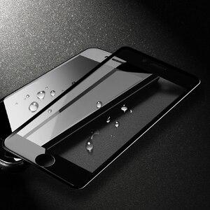Image 4 - Arc edge 3D verre trempé à couverture complète pour iphone 8 plus protecteur décran pour iphone 7 protecteur pour iphone 6 6s 8 plus