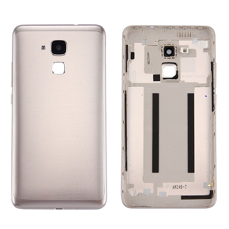 Genuine Metal Housing Cover Battery Door Case For Huawei Honor 5C With Camera Glass Lens + Power Volume Keypad Button|Mobile Phone Housings & Frames| |  - title=