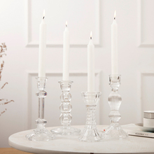 hot deal buy creative american european golden crystal candlestick home decoration accessories home accessories modern table accessories