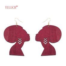 Yuluch 2018 новый простой деревянный кулон для красоты полые