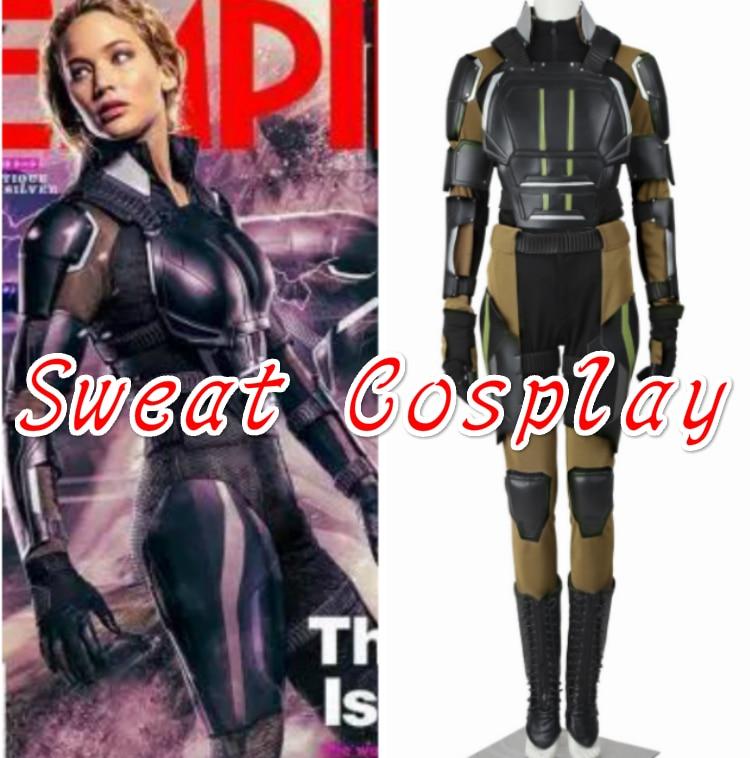 high quality x men apocalypse mystique costume x men mystique raven darkholme cosplay costume adult women halloween costume - High Quality Womens Halloween Costumes