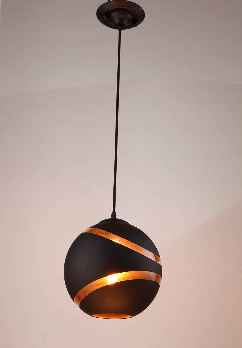 nordic design pendant light glass ball hanging lamp
