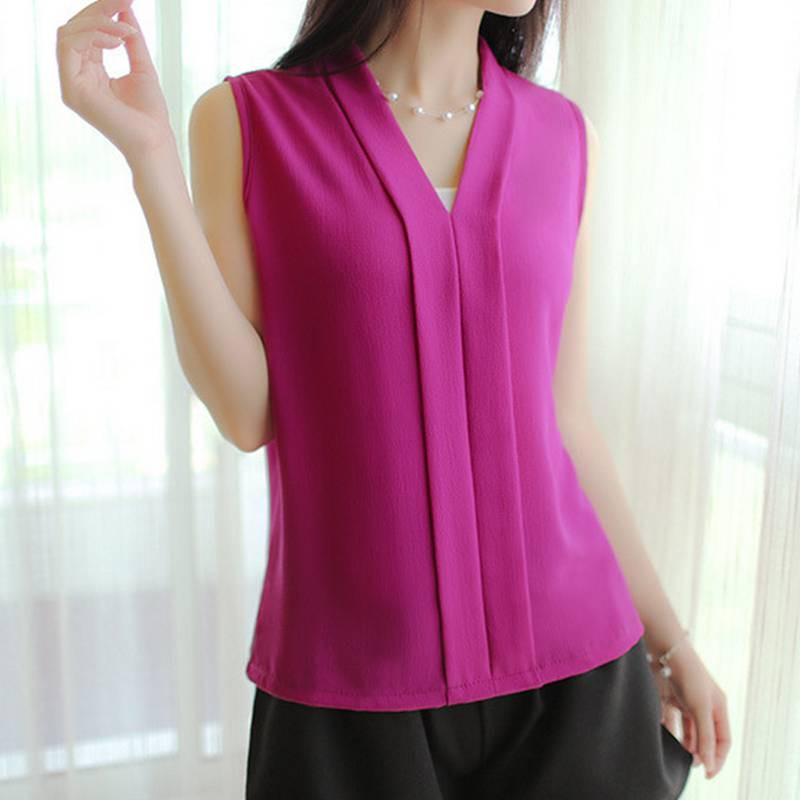 HTB1I46WPVXXXXb2XpXXq6xXFXXXM - Woman Casual Loose Office Lady Top Female Shirt Blusas