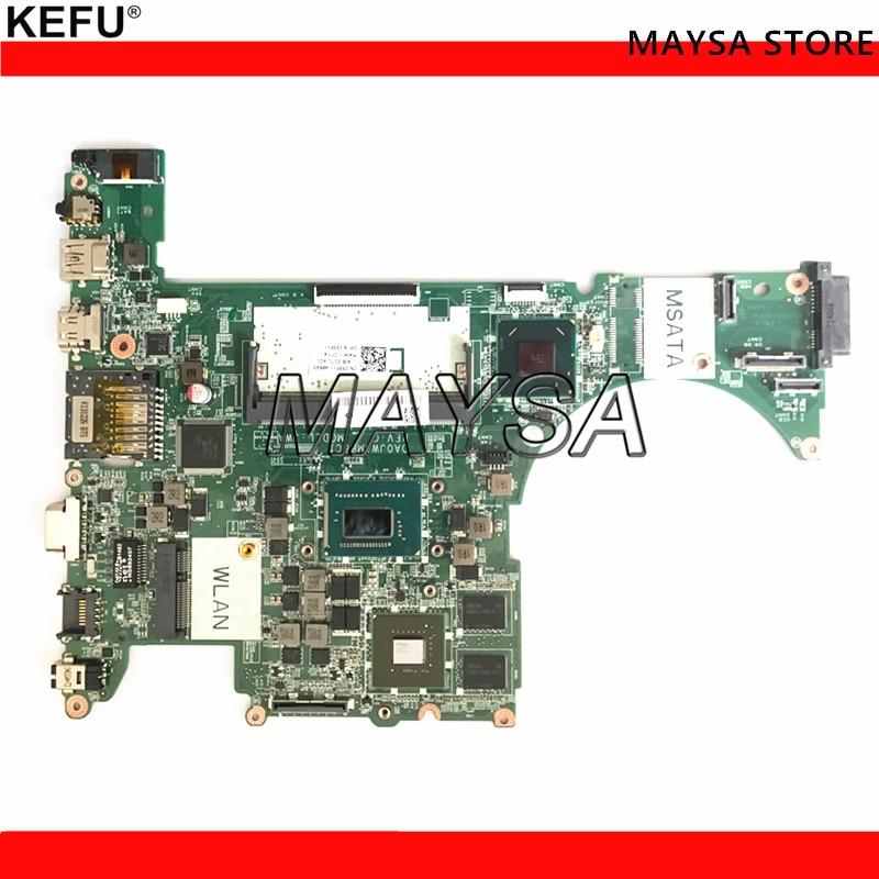 CN 055PXY 055PXY 55PXY DA0JWAMB8C0 для Dell Vostro 5560 Материнская плата ноутбука i5 3230M Процессор GT630M GPU