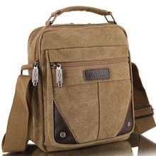 2016 men's travel bags cool Canvas bag fashion men messenger bags high quality brand bolsa feminina shoulder bags M7-951