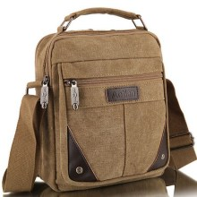 2018 men's travel bags cool Canvas bag fashion men messenger bags high quality brand bolsa feminina shoulder bags M7-951