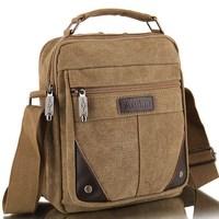 2015 Men S Travel Bags Cool Sport Canvas Bag Fashion Men Messenger Bags High Quality Brand