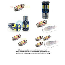 Gratis Verzending 10 st auto-styling LED Verlichting Auto Styling Hi-q Interieur Pakket Kit Voor 2012 AUDI A4(China)