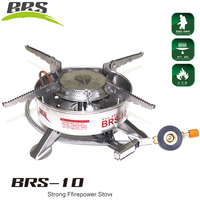 Free Shipping Cooking Stove Camping Stove Large Blaze Stove 366g BRS 10