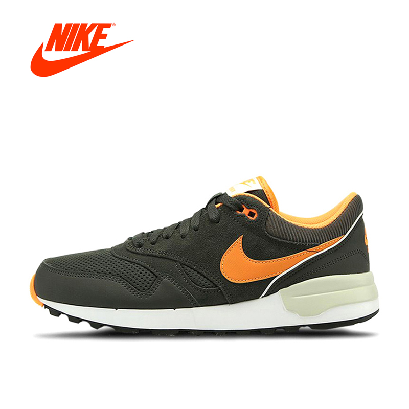 Official New Arrival Authentic Nike Air Odyssey Breathable Men's Running Shoes Sneakers nike air odyssey white black