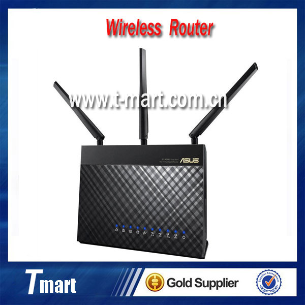 все цены на  High quality For ASUS RT-AC68U AC1900 Dual-band Gigabit wireless WIFI router  в интернете