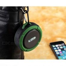 Portable Wireless Bluetooth 4.2 Speaker Stereo Outdoor Loudspeaker Built-in mic Shock Resistance IPX7 Waterproof Bass Speaker цена